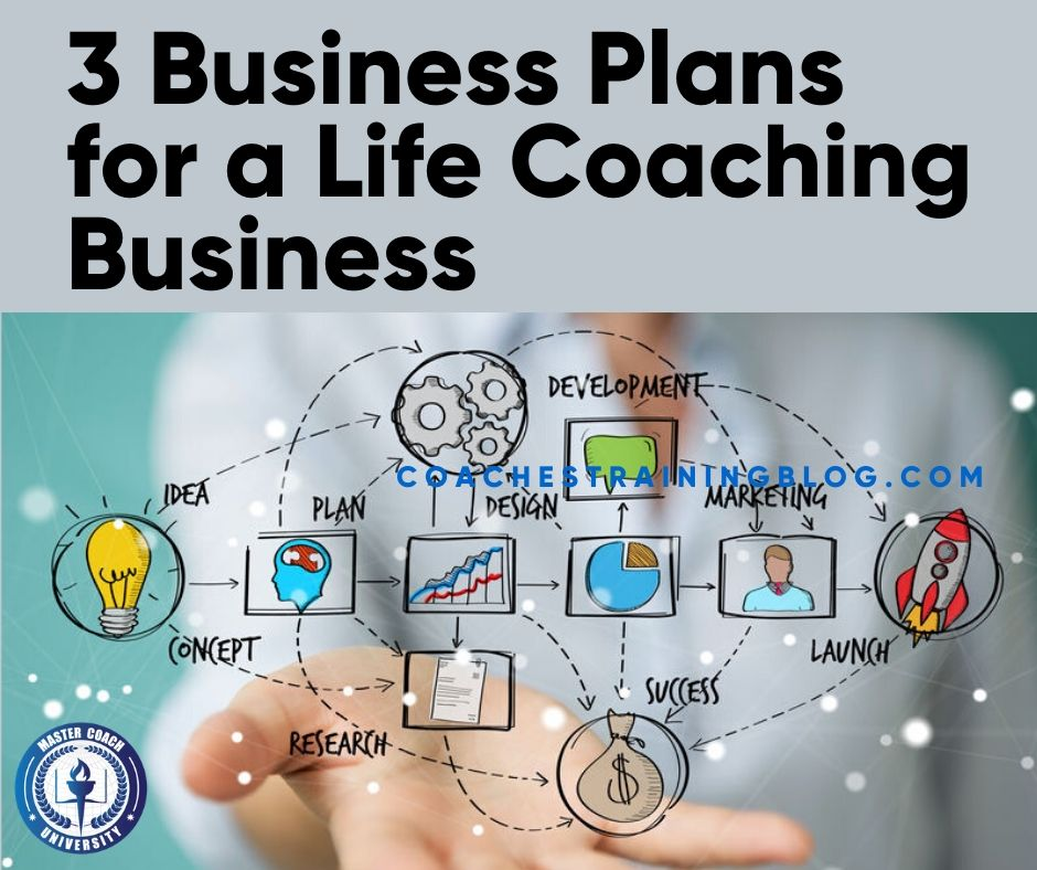 3 Business Plans for a Life Coaching Business