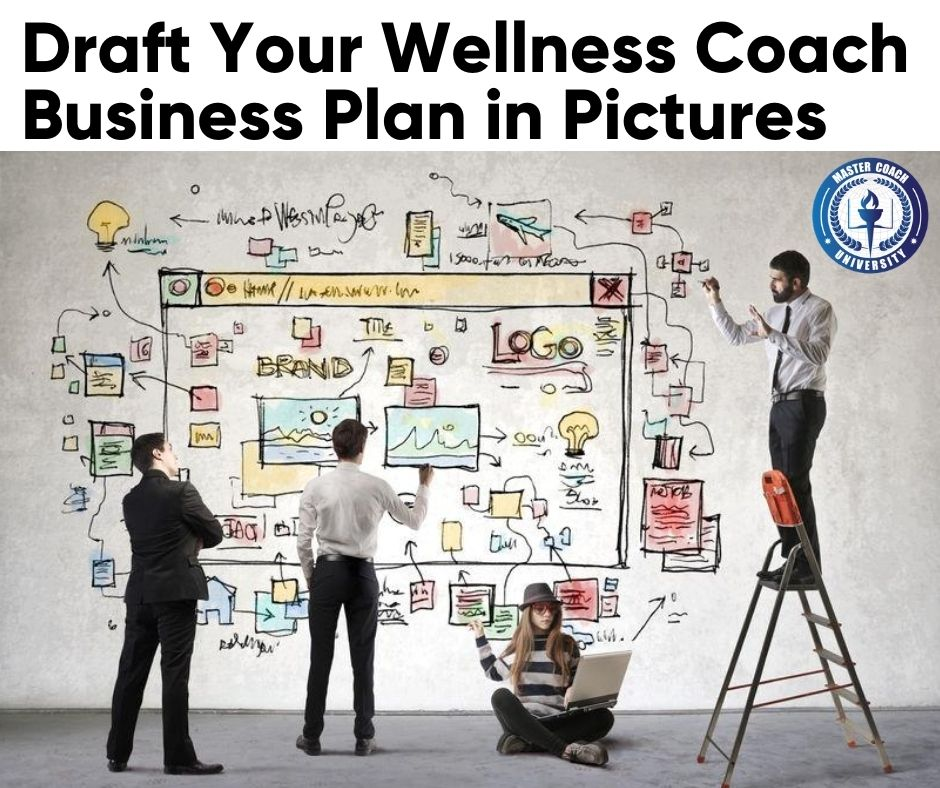 Draft Your Wellness Coach Business Plan in Pictures