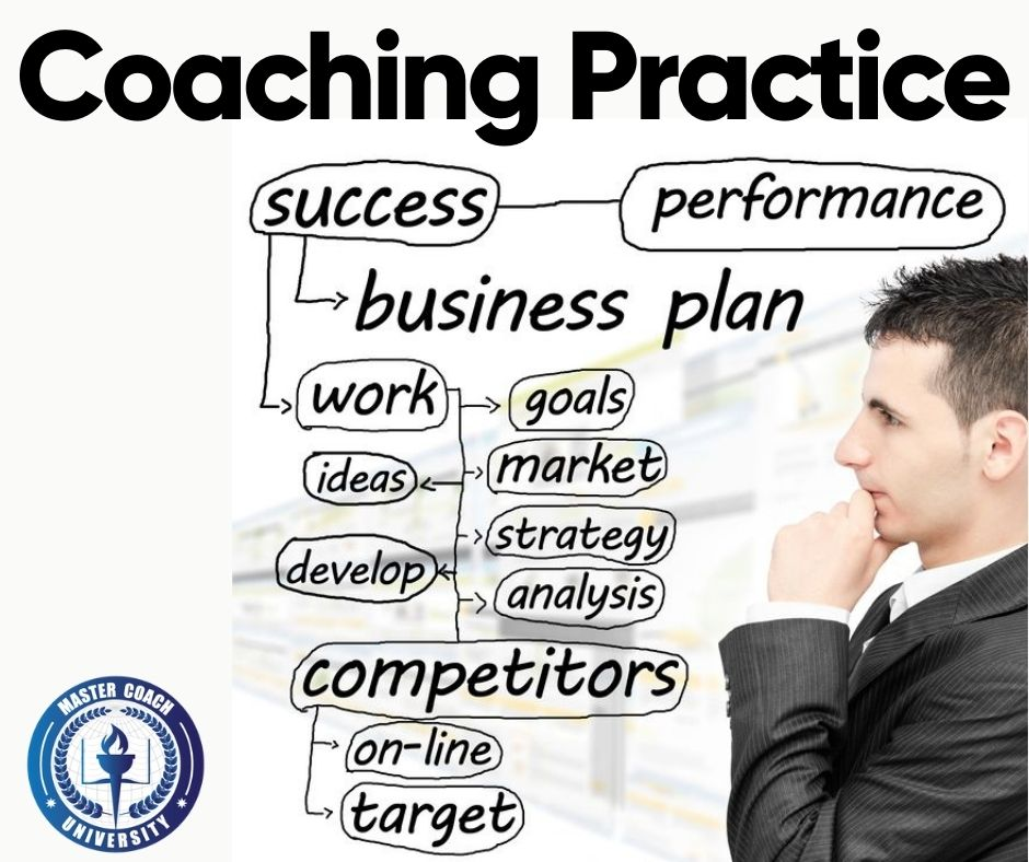A Business Plan, Coaching Practice and Some Strategies