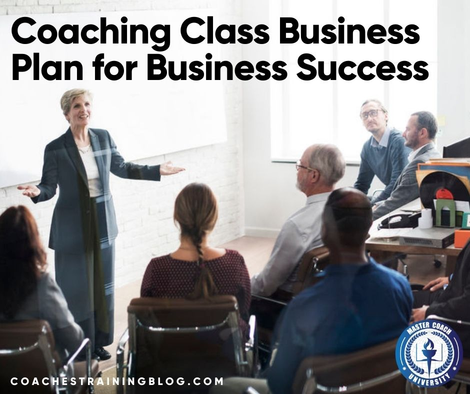 Coaching Class Business Plan for Business Success