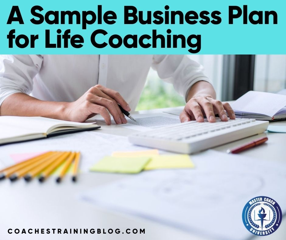 A Sample Business Plan for Life Coaching