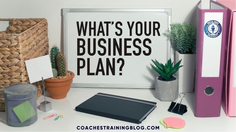 How Business Plan Coaching Works