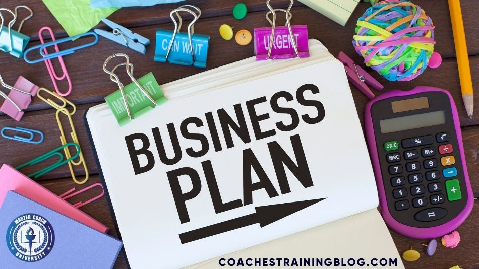 Is There Such a Thing as a Business Coach Business Plan?